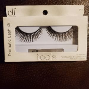 Eyelashes from E.L.F brand new never opened.